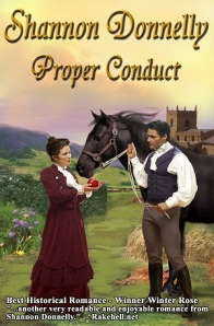 Proper Conduct by Shannon Donnelly