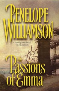 "Cover of ""The Passions of Emma"""