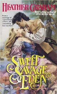 "Cover of ""Sweet Savage Eden (North Americ..."