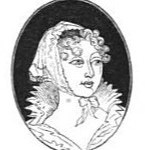 Princess Amelia from The Georgian Era 1832