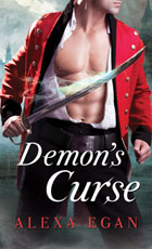 Demon's Curse Cover