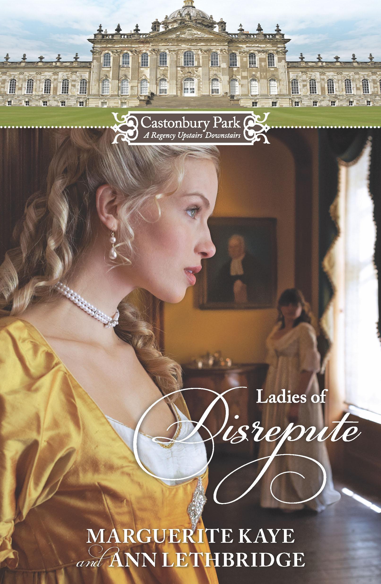 Ladies of Disrepute front