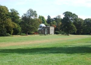 Diana's Temple at Weston Park