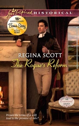The Rogue's Reform by Regina Scott