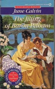 Jilting of Baron Pelham Cover