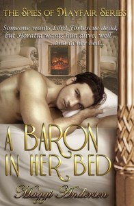 A Baron In Her Bed Cover