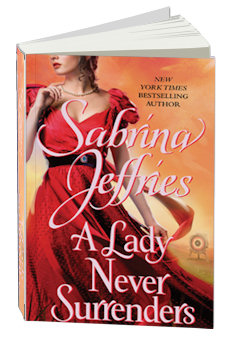 Sabrina Jeffries A Lady Never Surrenders