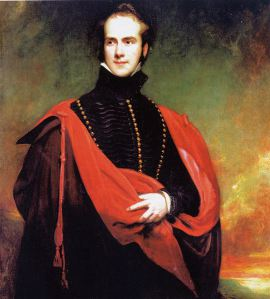 Portrait of Richard Grosvenor