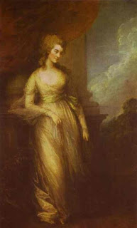 Portrait of Georgina, Duchess of Devonshire