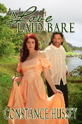Cover for A Love Laid Bare by Constance Hussey