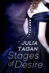 Cover for Stages of Desire by Julia Tagan