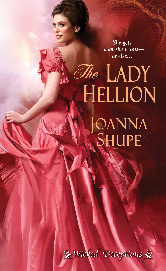 Cover image for Joanna Shupe's The Lady Hellion