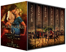 Cover image for The Incomparables anthology featuring Cerise DeLand, Sabrina York, Suzi Love, Lynne Connolly, Suzanna Medeiros and Dominique Eastwick